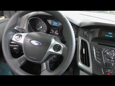 Ford Focus 3 ошибка ESP