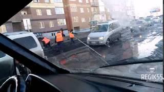 Как в Омске ремонтируют дороги(Сообщество «REGIK55» ВКонтакте — http://vk.com/regik55., 2016-03-23T06:48:22.000Z)