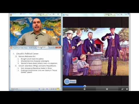 Video Lecture 45: Abraham Lincoln and the Republican Triumph
