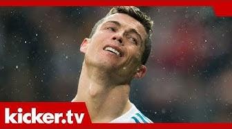 Weil Messi mehr verdient? Gerüchte um Ronaldo-Wechsel