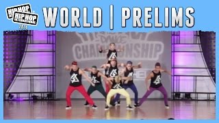 Elecoldxhot - Malaysia (Adult) at the 2014 HHI World Prelims