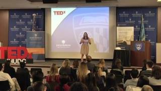 Traumatic  Connection: Women and Health Care Providers | Elizabeth Shadigian | TEDxJHUDC