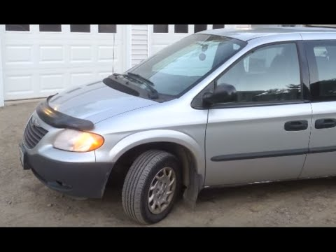 Replacing TCM 2002 chrysler voyager minivan - YouTube