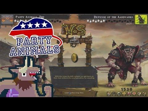 Party Animals - Match 13 v. Skaven