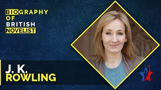 J  K  Rowling Biography