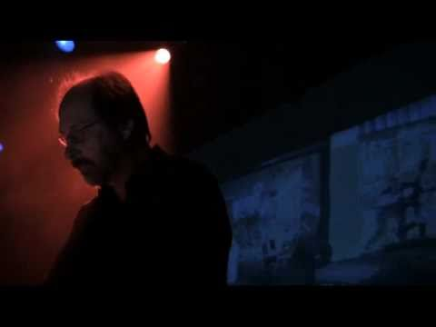 Alan Howarth plays Escape From New York soundtrack live at Unsound Festival NYC 4-8-11