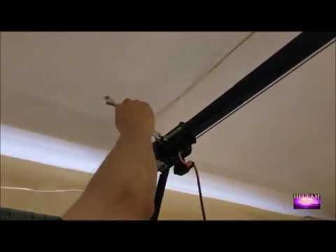 How To Diy Garage Door Chain Loose Winding But Not