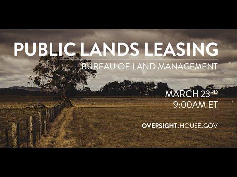Examining the Bureau of Land Management Public Lands Leasing