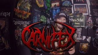 CARNIFEX - World War X ALBUM REVIEW LITD Reviews