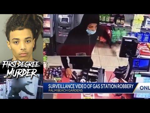 FLORIDA RAPPER LIL CAPOO ARRESTED, CHEVRON MURDER ROBBERY