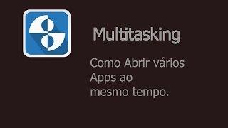 Como usar Vários Apps ao mesmo TEMPO!