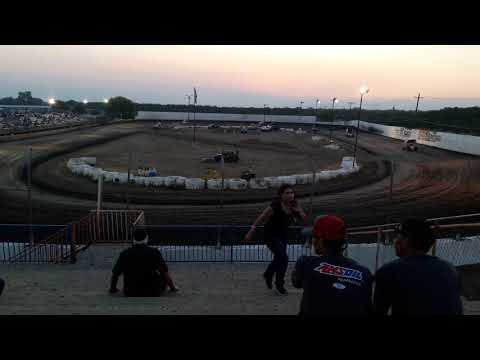 Heat race Crate Sprints Marysville Raceway Park