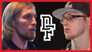 SOUL VS CEE MAJOR | Don't Flop Rap Battle [TITLE MATCH]