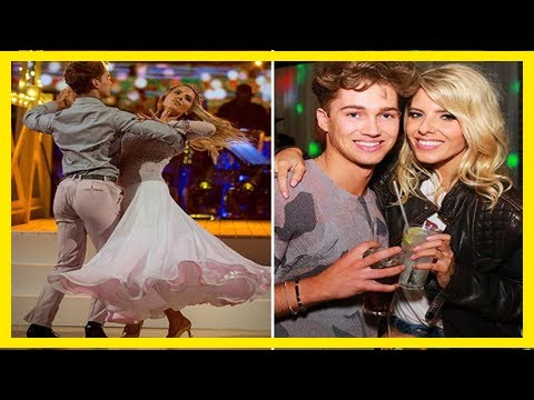Strictly come dancing's aj pritchard's dad fuels mollie king romance rumours by saying the pair are