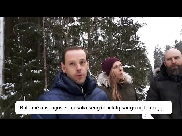 REPORTAŽAS IŠ LABANORO - (3 dalis) Sengirė