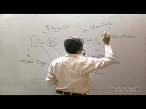 Class 12 Maths CBSE Integration 01