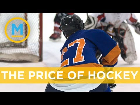 The Cost Of Playing Hockey In Canada | Your Morning