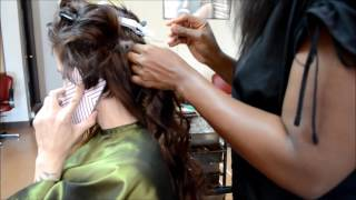 How to: Braidless Sew-in