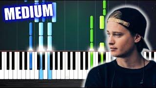 Baixar Kygo & Imagine Dragons - Born To Be Yours - Piano Tutorial (MEDIUM) by PlutaX