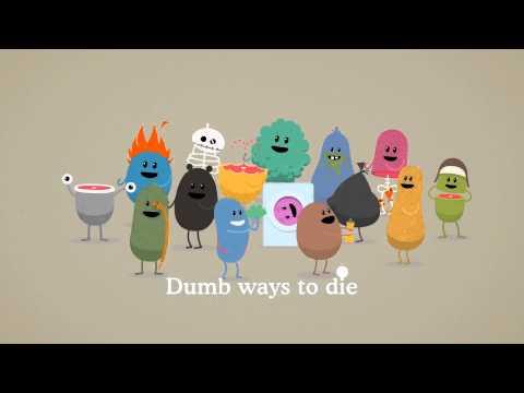 Dumb Ways to Die - (Lyrics On Screen) [HD]