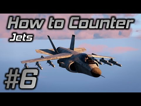 GTA Online How to Counter #6: Jets