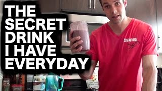 &quotSuper Shake Recipe&quot  game day food &amp soccer tips for nutrition