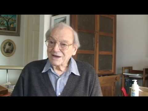 Interview with Malcolm B Thompson Part 1 of 2-World War II and Korean War veteran