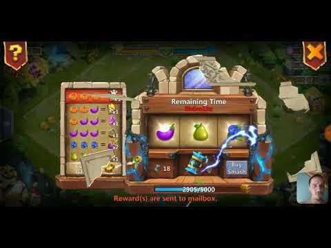 Jó Valamire A TG Event? | Castle Clash Thunder Gods Gift