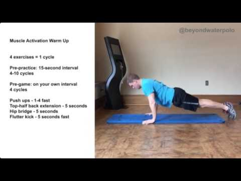 activation warm up