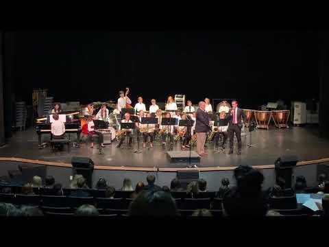2019 Tierra Linda Middle School Jazz Band Intro