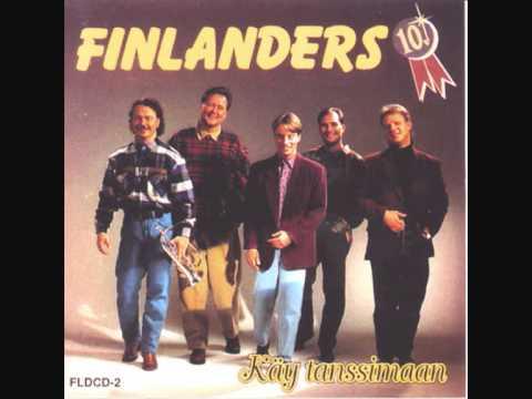 Finlanders - Rannalle, sannalle