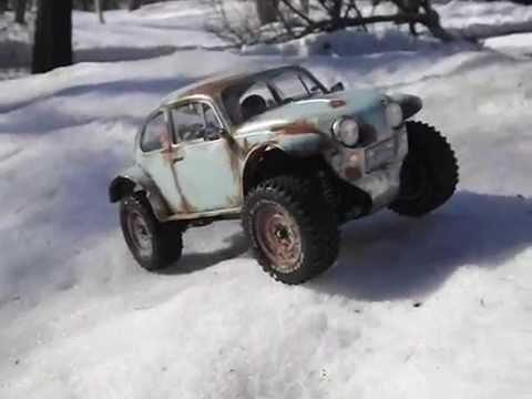 Tamiya Baja Bug CC01 rock crawler/scaler