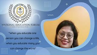 Mandubi Chowdhury National Education Forum