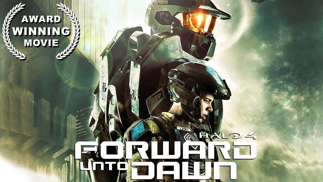 Halo 4 Forward Unto Dawn Action Sci Fi Film Full Length English Youtube