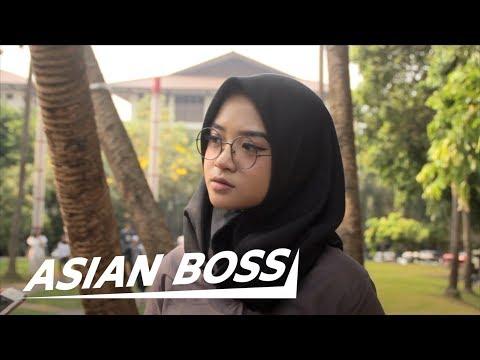 How Dangerous Is Indonesia For Women? [Street Interview] | ASIAN BOSS