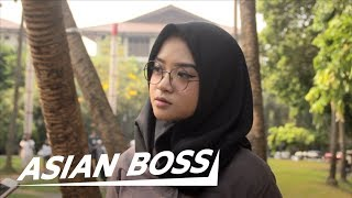 How Dangerous Is Indonesia For Women? [Street Interview] | ASIAN BOSS