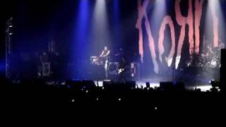 KoRn - 10 - Another Brick In The Wall - Live in Prague 2009 HD