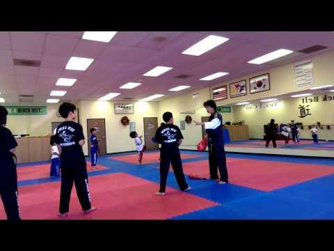 World's Best Taekwondo Blackbelt kicks