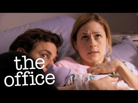 Pam Breastfeeds The Wrong Baby  - The Office US