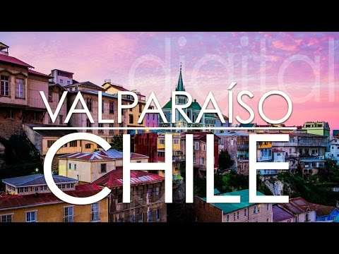 Valparaiso Chile - Free City Tour