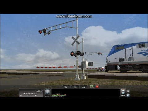 TS2015 Empire Builder Through my Route |