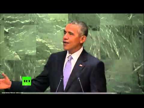 Мировые лидеры выступают на 70-й сессии Генассамблеи ООН