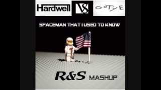 Hardwell VS Gotye - Spaceman that i used to know