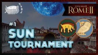 rome 2 final g1 st 1 chain rush heavy horse arverni sunsindiary vs ncr ranger feat morr