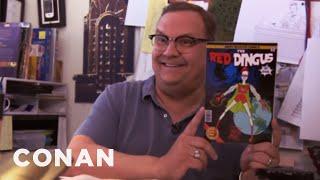 Andy's Comic Book Series  - CONAN on TBS
