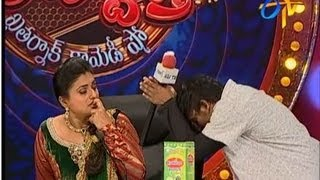 Jabardasth - Roller Raghu Performance on 28th February 2013