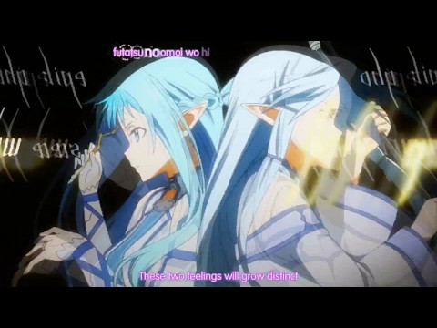 Sword Art Online Season2 OP2 With Lyrics HD