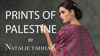 Natalie Tahhan - Prints of Palestine Photoshoot BT...
