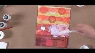 Acrylic Mediums Encaustic Effects: FORMULAS