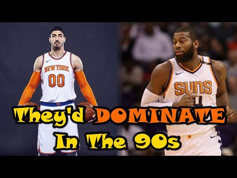 6 NBA Role Players Who'd Be ALL-STARS In The 1990s!